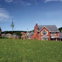 A demand for residential development land